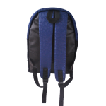 UNPS BACKPACK BLACK NAVY 127 B
