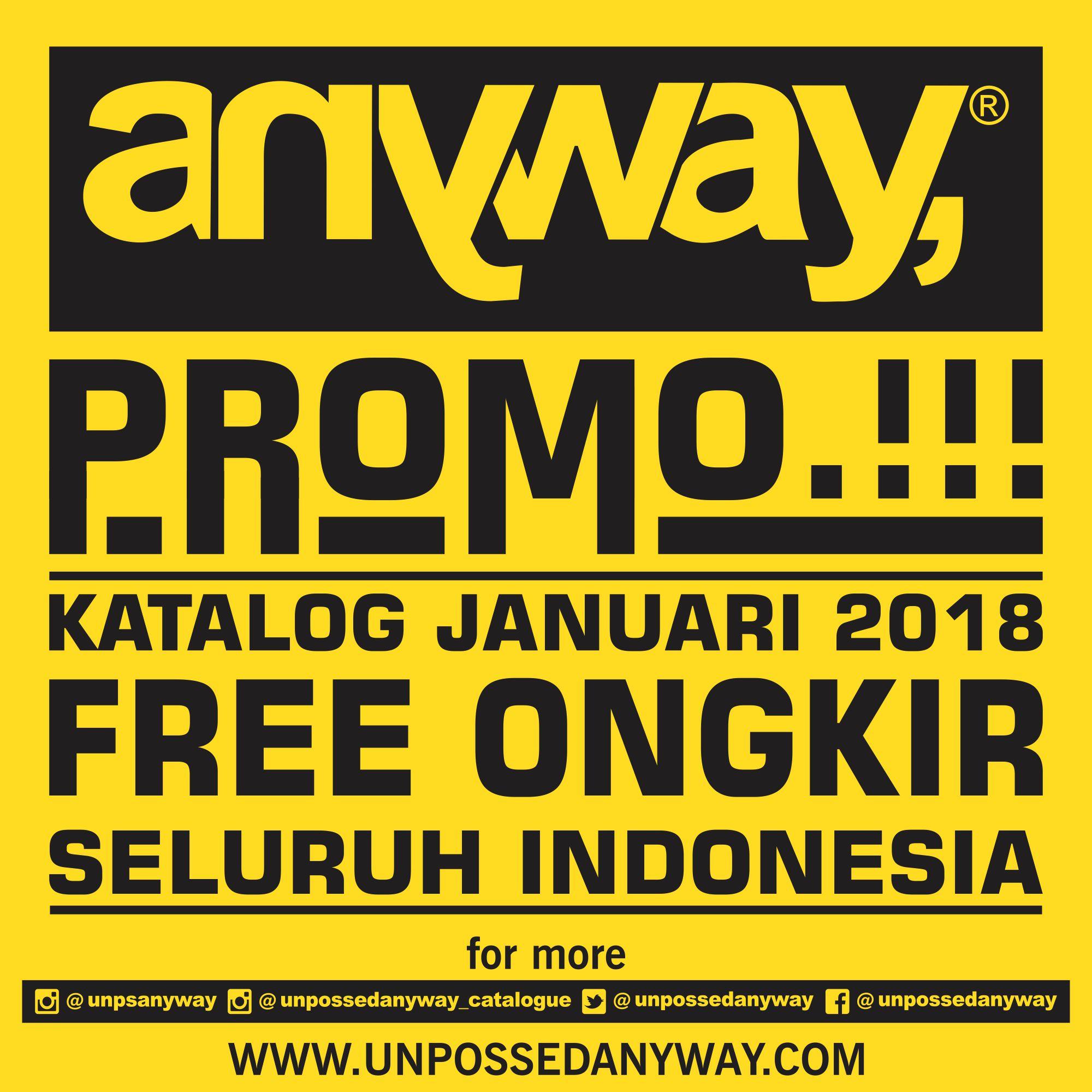 Free Ongkir Ke Seluruh Indonesia Unpossed Anyway Clothing Company