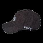 UNPS BB HAT BLACK 018 B