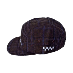 UNPS CAMPER HAT BROWN 017 B