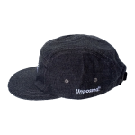 UNPS CAMPER HAT GREY 016 B