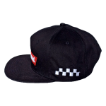 UNPS HAT BB BLACK 013 B