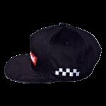 UNPS HAT BB BLACK 013 B
