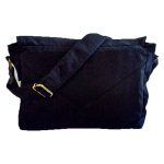 UNPS SIDE BAG BLACK 187 B