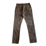 ANYW PANT CHINOS BROWN T-100 B