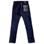UNPS DENIM PNT NAVY T-067 B