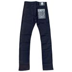UNPS PANT DENIM BLACK T072B