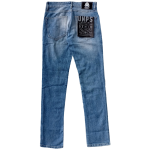 UNPS PANT DENIM L BLUE T073B